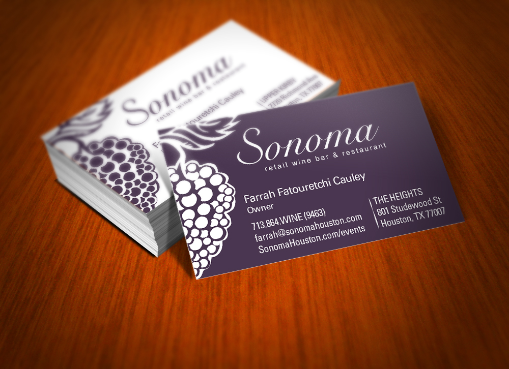 Business Card – Merge Creative